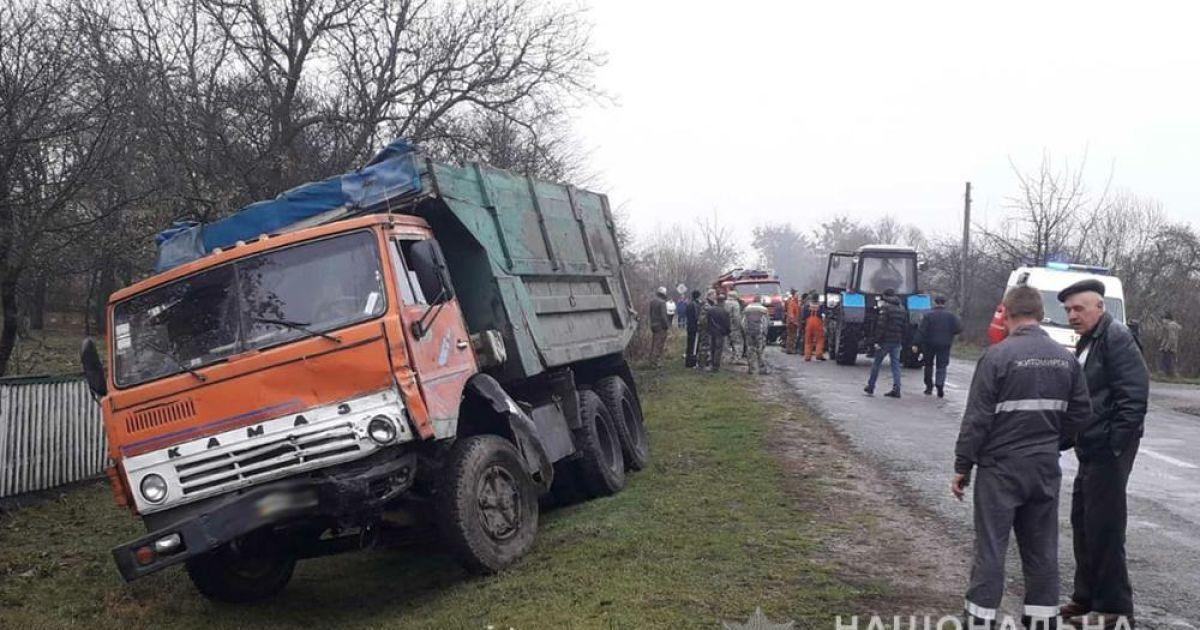 В аварії загинули троє людей @ ГУНП в Житомирській області