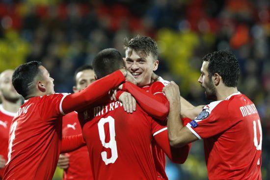 Збірна Сербії назвала склад на матч з Україною у відборі до Євро-2020