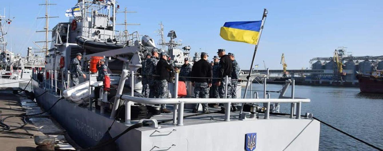 В Одесі випробували військові катери із США. Їх відправлять охороняти морські кордони