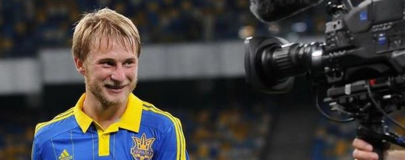 Безус отримав виклик до збірної України на заключні матчі року