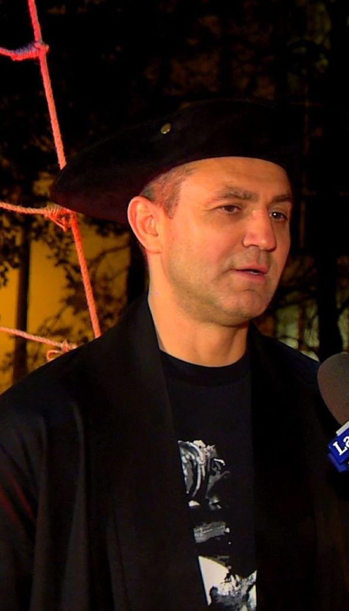Николай Тищенко отчитался за секс-скандалы и толкотню в стенах Верховной Рады