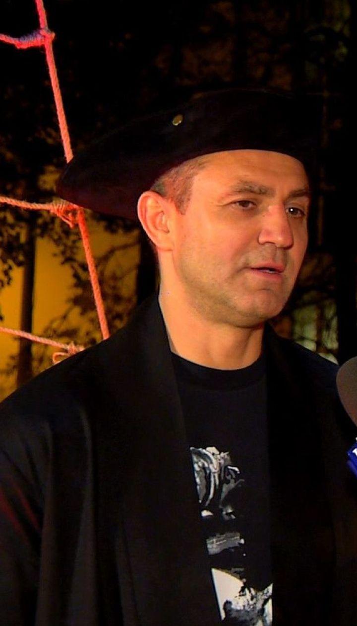 Микола Тищенко відзвітував за секс-скандали та штовханину в стінах Верховної Ради