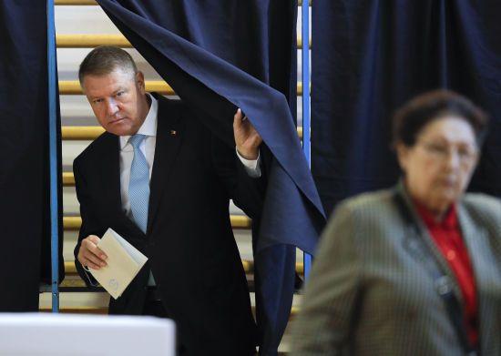 В Румунії розпочалися президентські вибори
