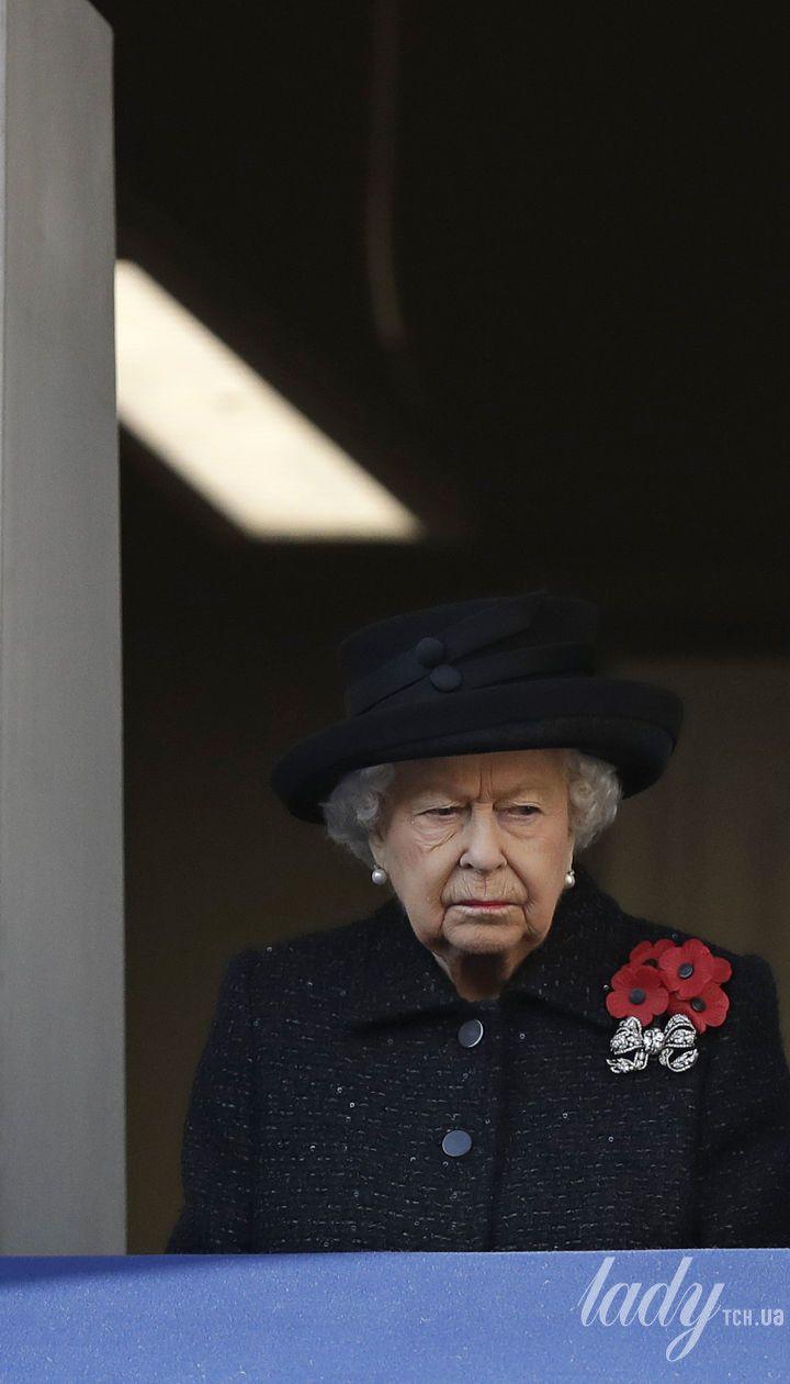 Герцогиня Камилла, королева Елизавета II, герцогиня Кэтрин