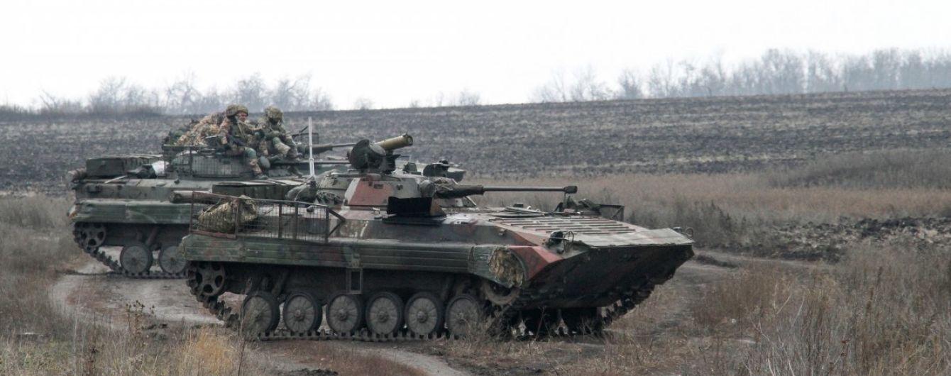 В ОБСЄ зафіксували відновлення позицій бойовиків на ділянці розведення сил біля Петрівського