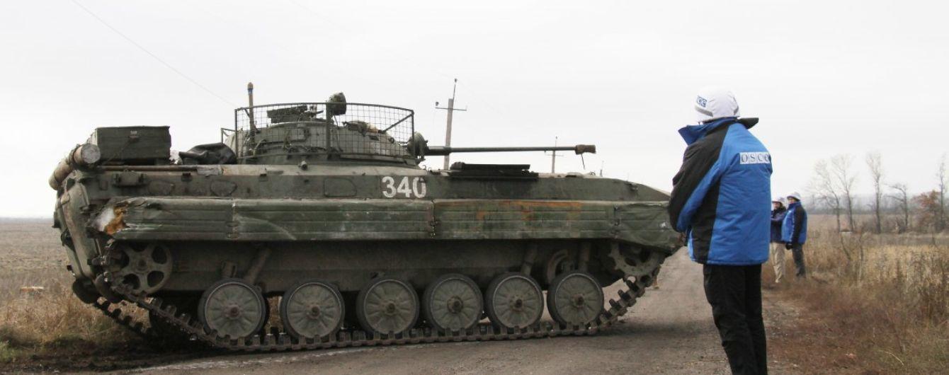 Украина предложила разводить силы на Донбассе по новому принципу