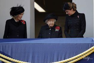 Розійшлися по різних балконах: герцогиня Кембриджська і герцогиня Сассекська підігріли чутки про свою ворожнечу