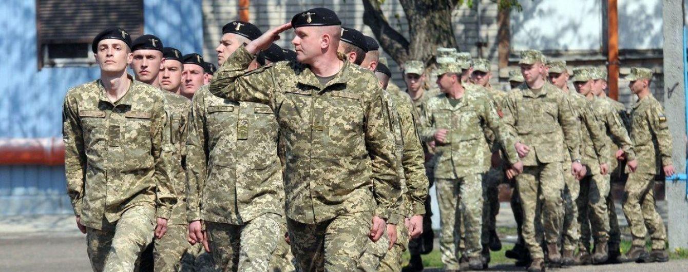 Ми рухаємось до скасування призову до армії – міністр оборони