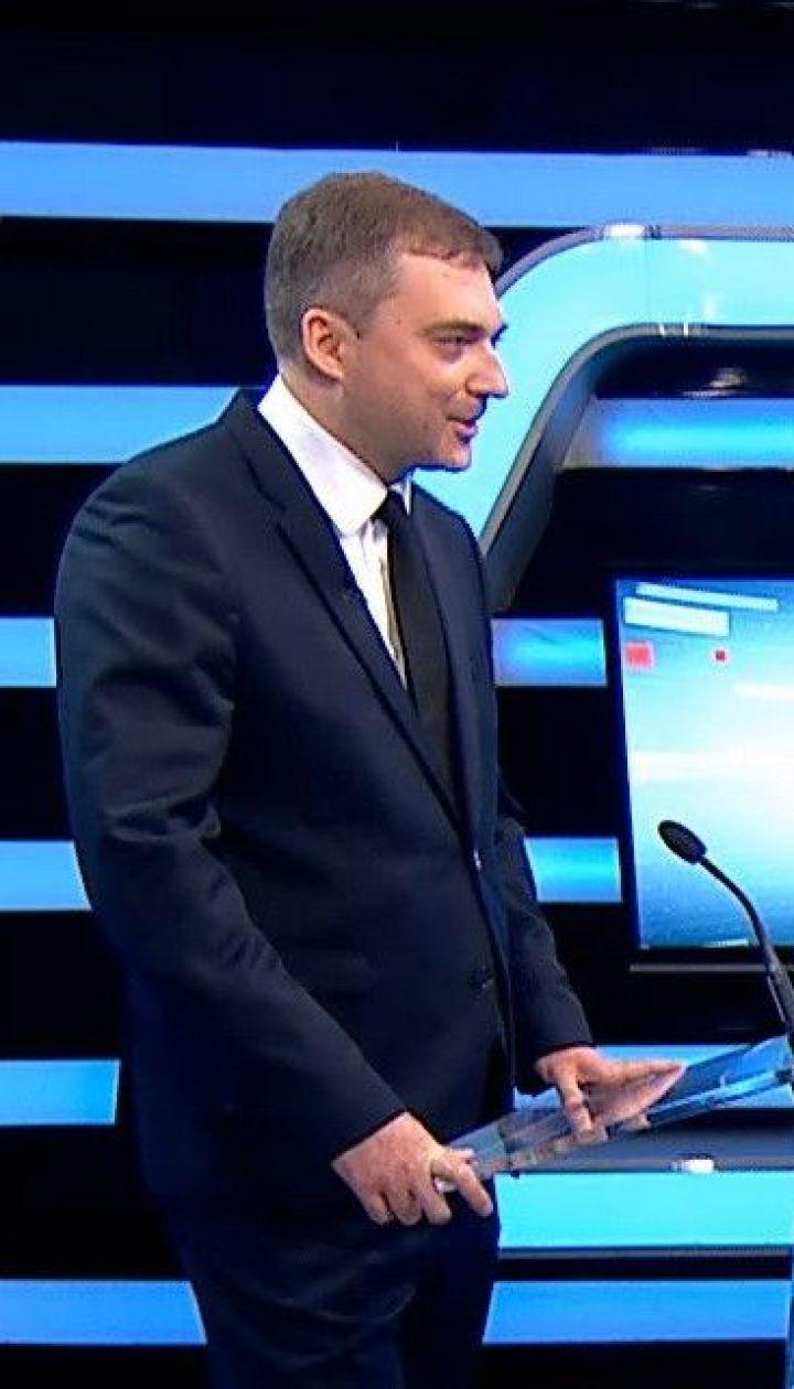 Министр обороны Украины Андрей Загороднюк дал эксклюзивное интервью в студии ТСН.Тижня