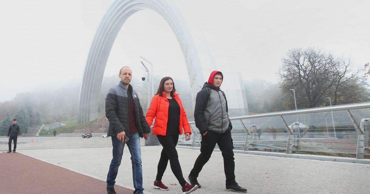 Чрезвычайники рассказали о состоянии загрязненности воздуха в Киеве