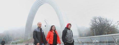 Киев накроет густой туман