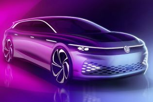 Volkswagen вперше показав електричний універсал
