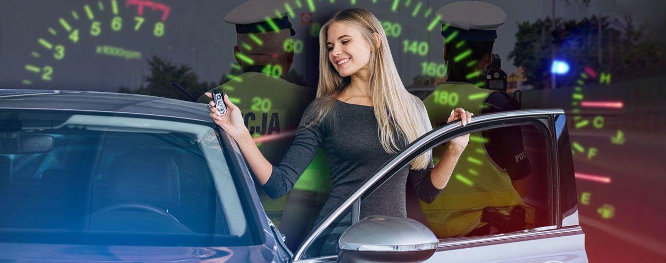 За что в Польше могут лишить водительских прав
