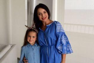 Лилия Подкопаева растрогала фотографиями старшей дочери