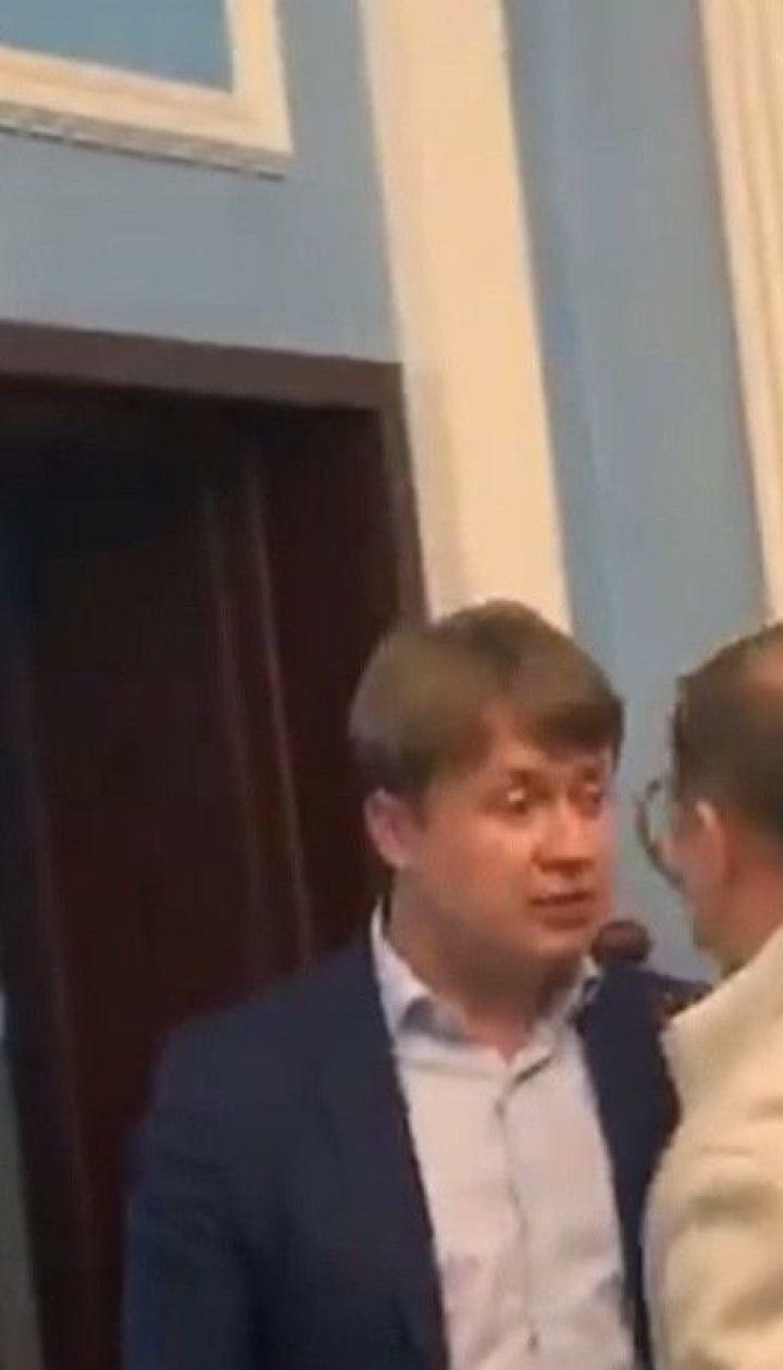 Громкая отставка: Зеленский уволил своего представителя в правительстве Андрея Геруса
