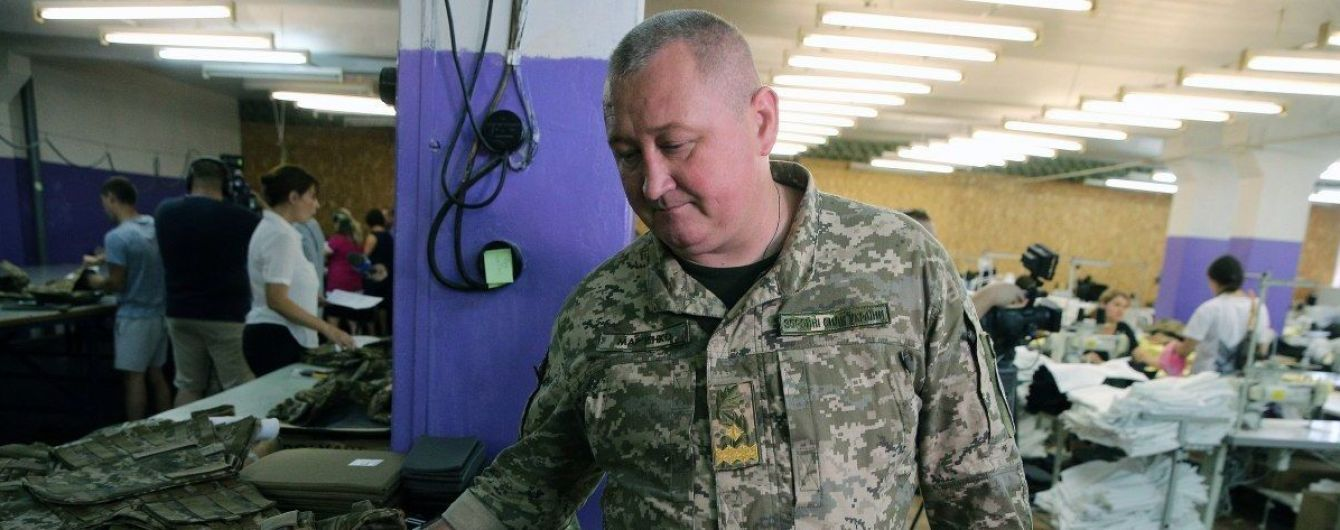 Генерала Марченко арестовали под залог в 76 миллионов
