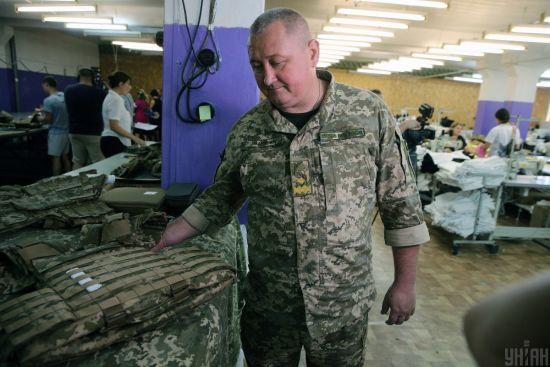 Генерал Марченко вийшов із СІЗО під заставу