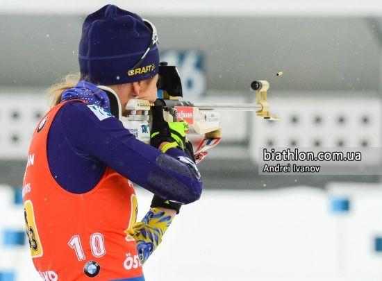 Збірна України з біатлону оголосила склад на змагання в Норвегії