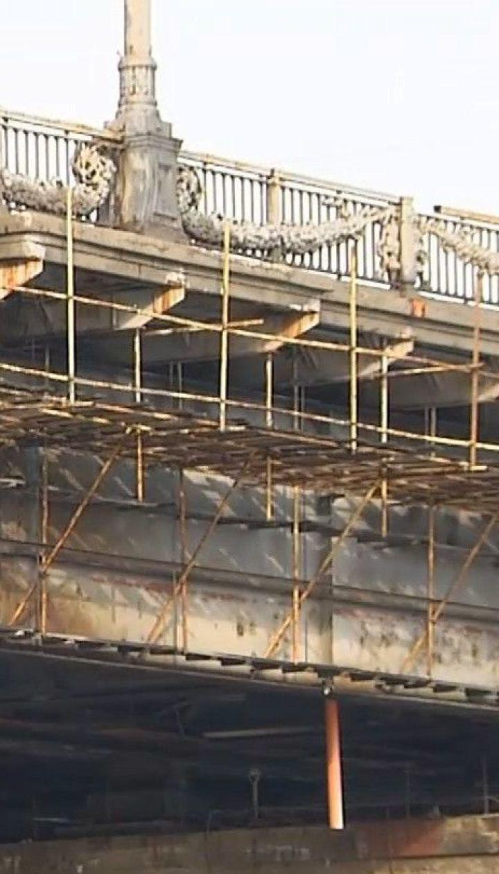 На межі руйнування: міст Патона продовжує з'їдати іржа та корозія
