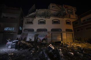 """Израиль во время авиаудара по Сектору Газа убил командира """"Исламского джихада"""""""