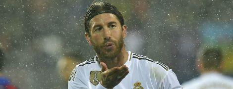Вчинок справжнього капітана. Рамос присвятив гол уболівальнику, який більше ніколи не зіграє у футбол