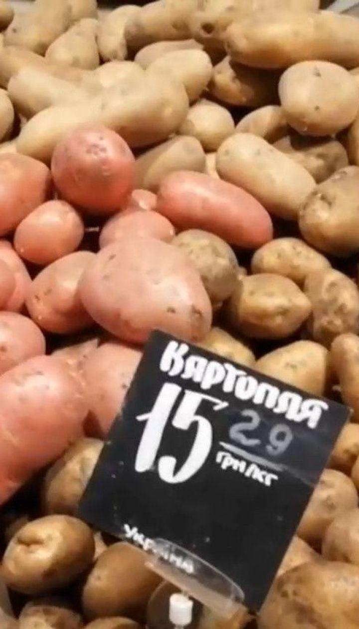 Україна збільшила імпорт картоплі з Білорусі – Економічні новини