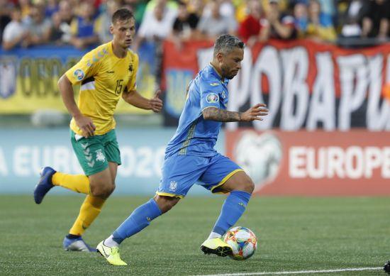 Збірна України втратила ще одного футболіста перед заключними матчами в 2019 році