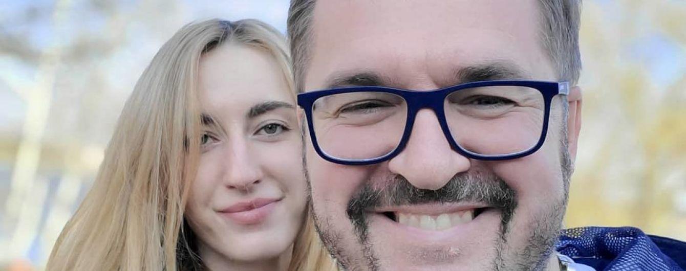 Олександр Пономарьов розповів про доньку, яка мешкає за кордоном