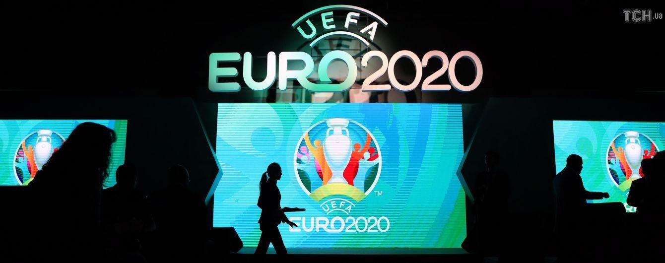 Усі групи відбору: результати жеребкування кваліфікації Євро-2020
