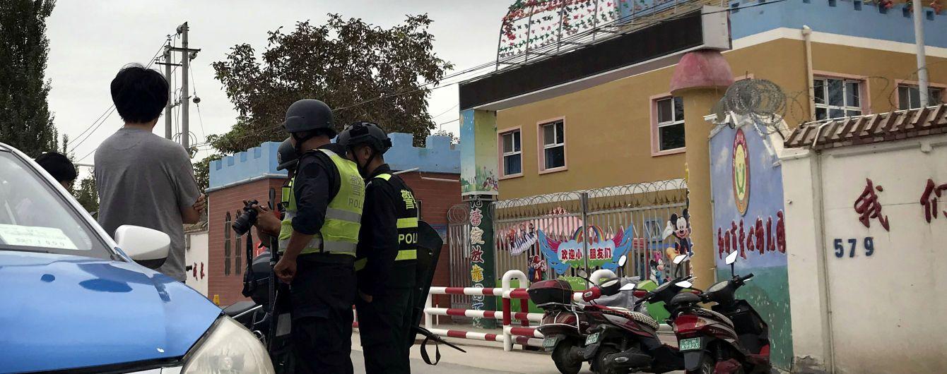В Китае мужчина распылил опасное химвещество в детском саду: пострадали более 50 детей