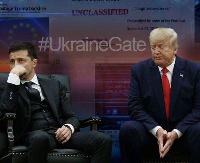 #UnderPressure: Полная хроника импичмента Трампа и роль в этом украинских топ-чиновников