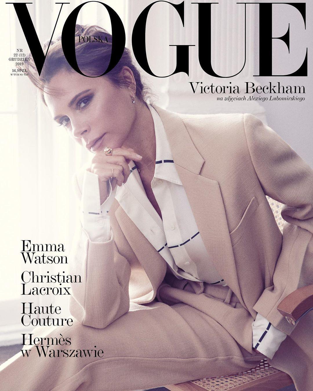 Вікторія Бекхем, Vogue_1
