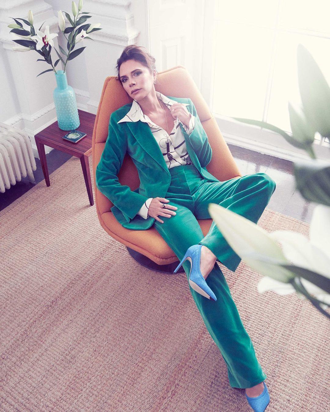 Вікторія Бекхем, Vogue_3