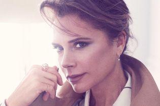 Эффектная Виктория Бекхэм украсила обложку польского Vogue