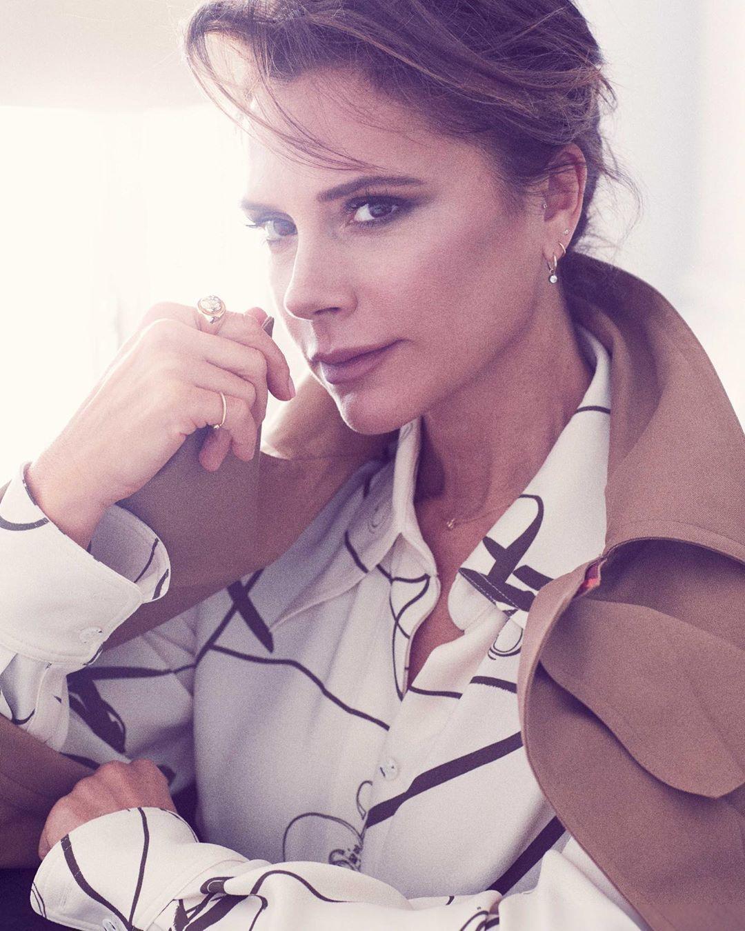 Вікторія Бекхем, Vogue_2