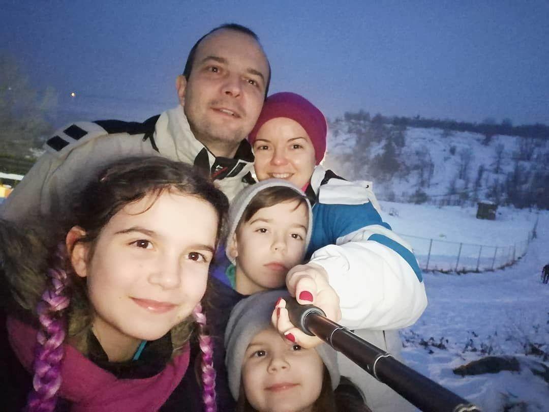 Марічка Падалко з родиною_1
