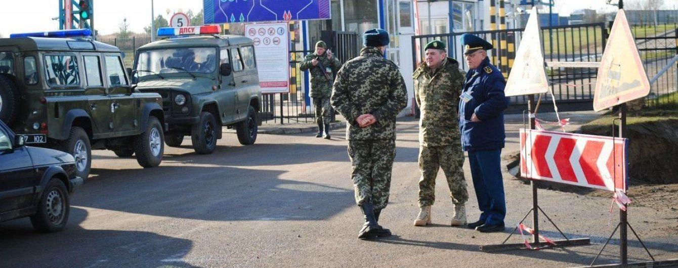 Польские пограничники задержали украинца, который был в международном розыске пять лет