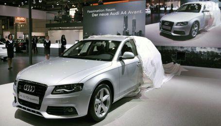 Audi отзывает 120 тысяч старых дизельных авто в Европе