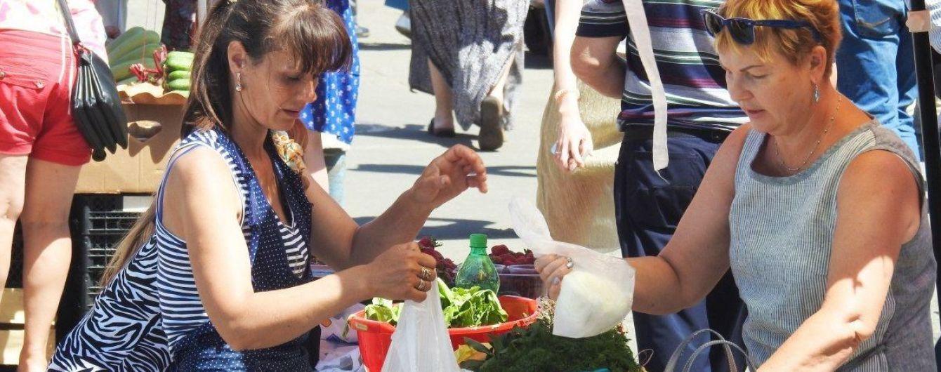 Рада підтримала заборону пластикових пакетів