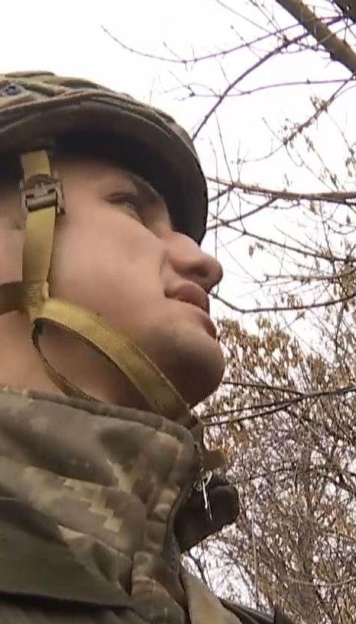 Скориставшись туманом, армійці в зоні проведення ООС втілили в життя ретельно підготовлений план