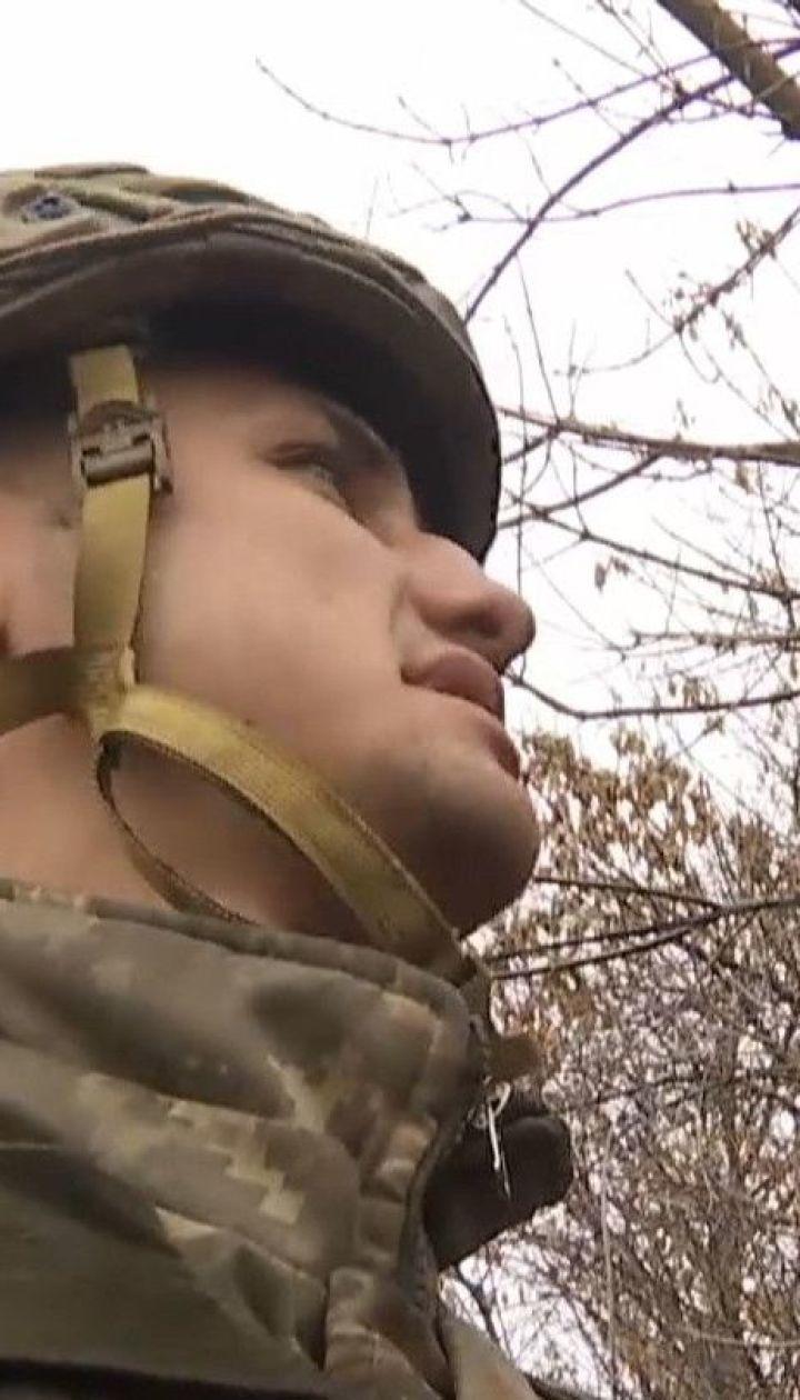 Воспользовавшись туманом, армейцы в зоне проведения ООС воплотили в жизнь тщательно подготовленный план