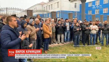 """Ганебним та політично вмотивованим назвало українське МЗС вирок у справі """"Хізб ут-Тахрір"""""""