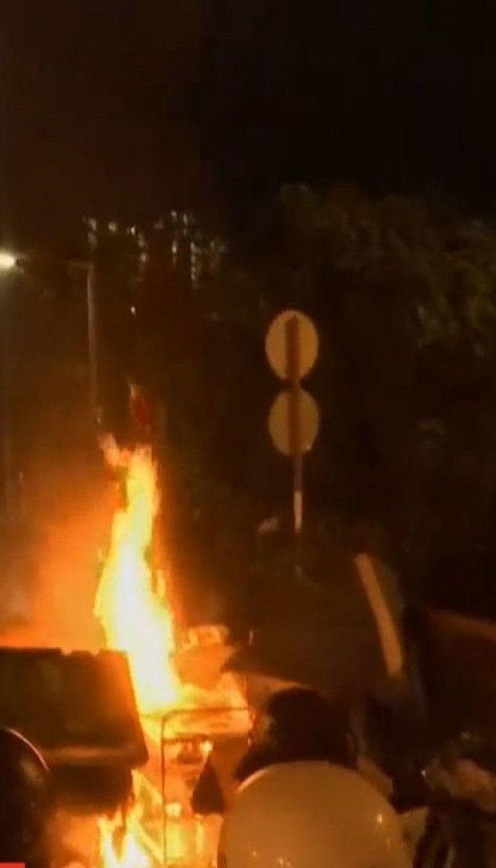 В Гонконге усилилось противостояние между демонстрантами и властью