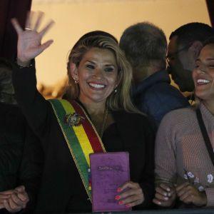 Глава Сената Боливии заняла место Эво Моралеса