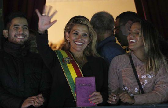 У МЗС розповіли, чи визнає Україна нову президентку Болівії
