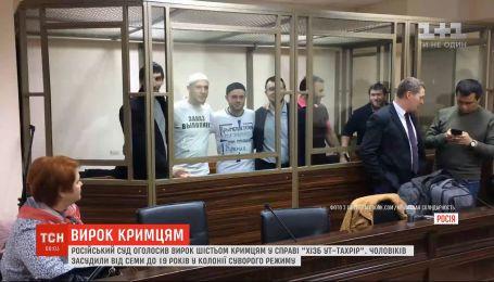 """Українське МЗС відреагувало на засудження кримчан у справі """"Хізб ут-Тахрір"""""""
