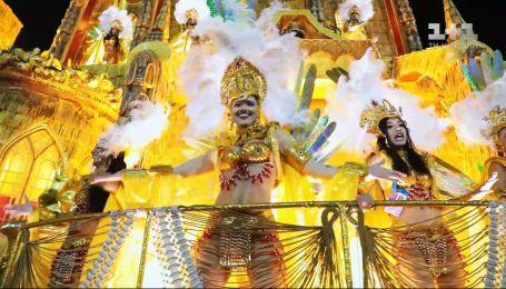 Дмитро Комаров побував в епіцентрі карнавалу в Ріо-де-Жанейро