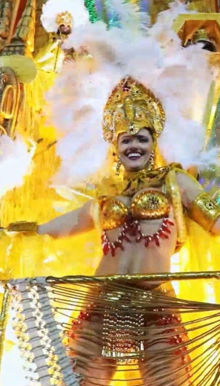 Дмитрий Комаров побывал в эпицентре карнавала в Рио-де-Жанейро