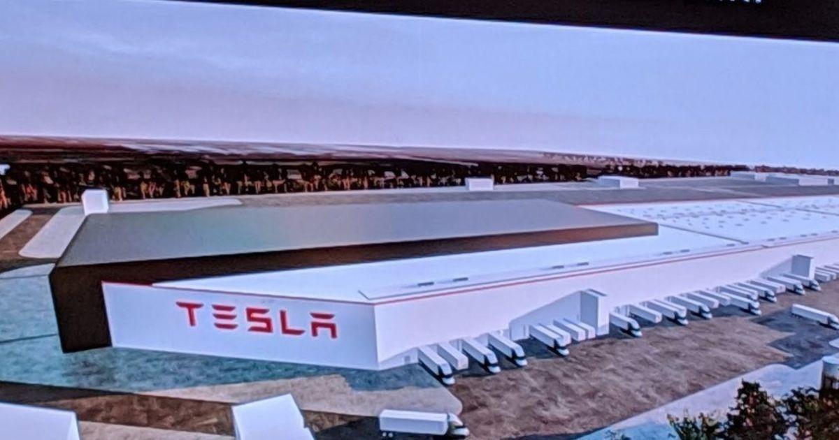 Tesla построит первый европейский завод возле Берлина