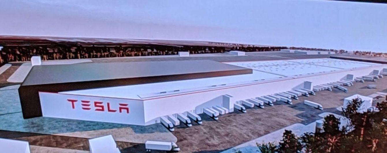 Tesla побудує перший європейський завод біля Берліна